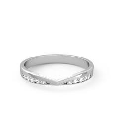V-Shaped Diamond