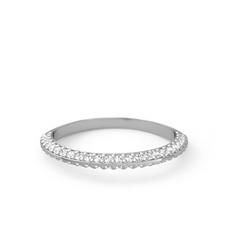Lavender Wedding Ring