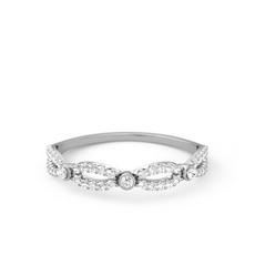 Infinity Wedding Ring